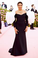 Alicia Quarles attends The 2019 Met Gala Celebrating Camp: Notes on Fashion at Metropolitan Museum of Art on May 06, 2019 in New York City. (Photo by Dimitrios Kambouris/Getty Images for The Met Museum/Vogue)