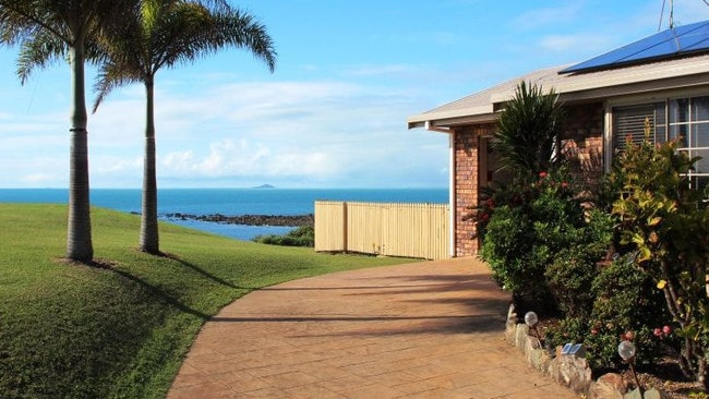 This house at 25 Gold St, Grasstree Beach, is for sale.