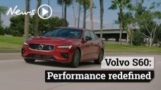 New Volvo S60 first drive