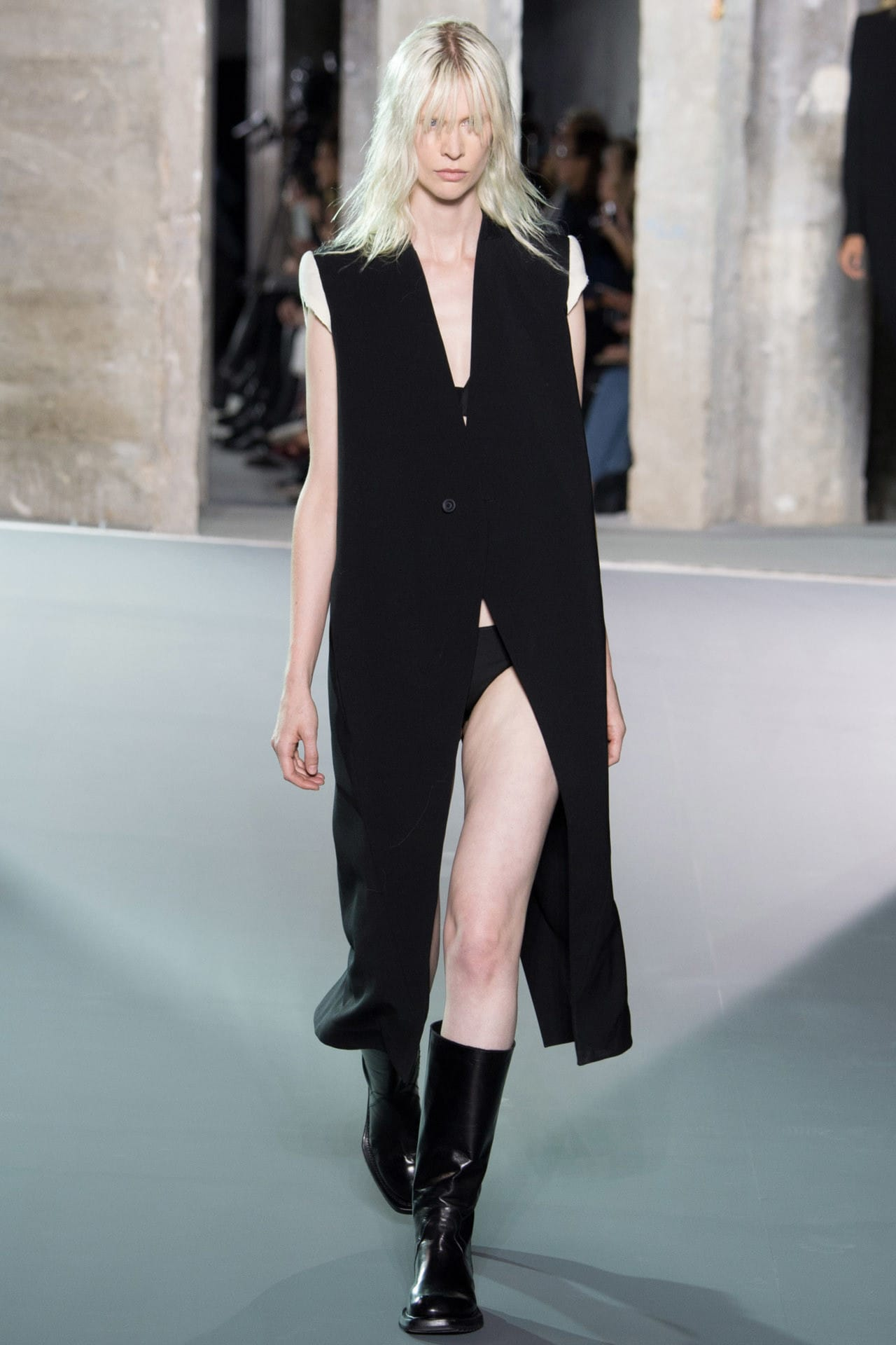 Rick Owens ready-to-wear spring/summer '16