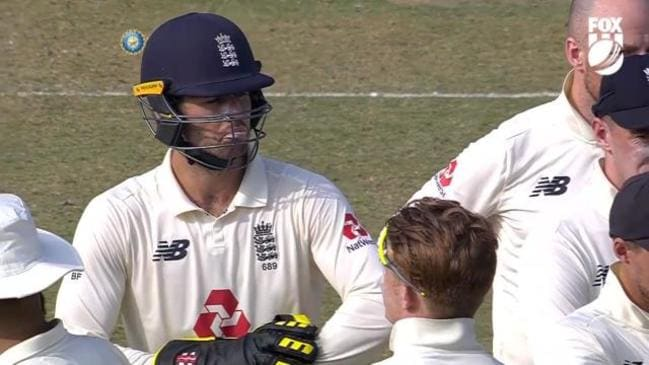 England stiff to be denied by third umpire?