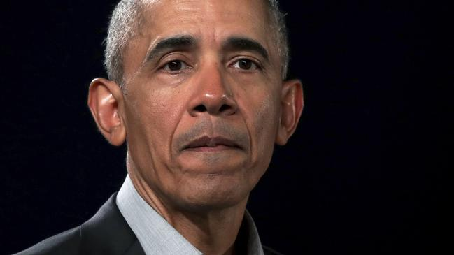 Veterans Choice was actually passed under Barack Obama. Picture: AP/Michael Sohn