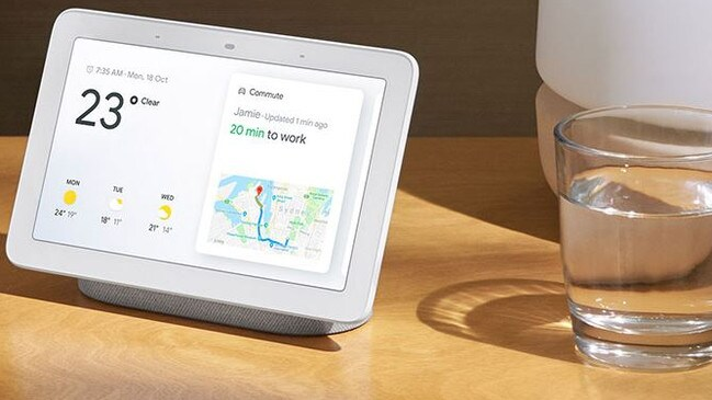 The Google Home hub will set you back $99 (down from $177).
