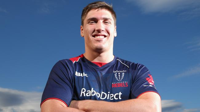 Sean McMahon inks new deal with Melbourne Rebels after extraordinary debut season
