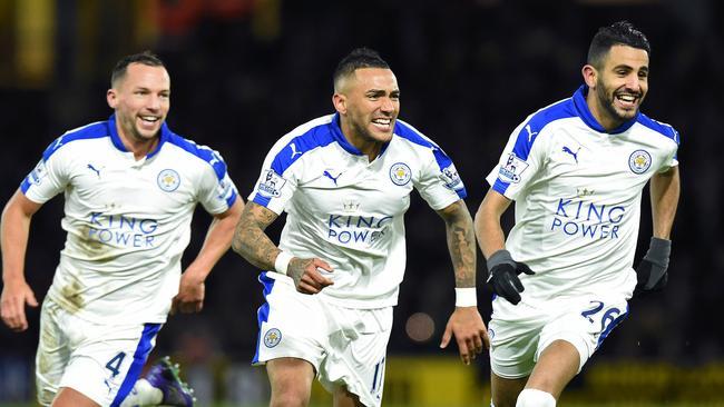 super popular f1cdb ef9f3 Leicester City v Watford result, score, video highlights ...