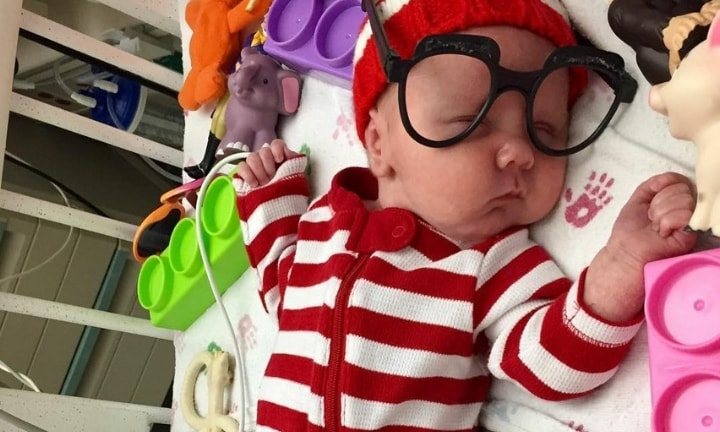 The adorable NICU babies that won Halloween (and our hearts) in 2018