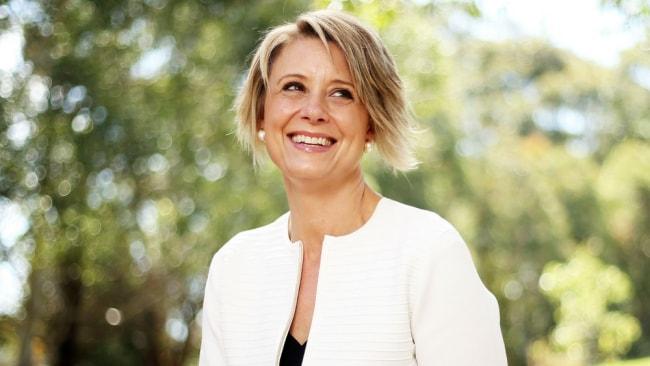 Former NSW premier Kristina Keneally. Picture: Tim Hunter.