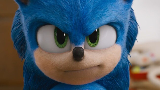 Sonic The Hedgehog - Trailer