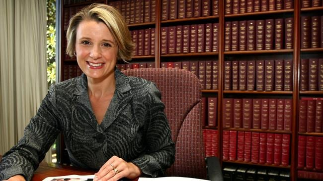 Kristina Keneally was NSW Premier from 2009 to 2011.