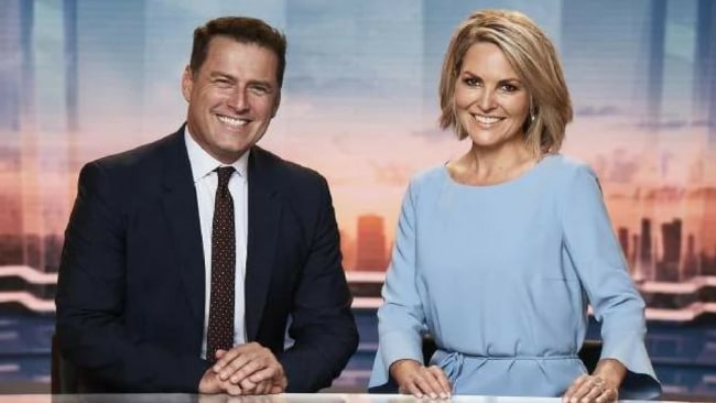 The Today Show has suffered it's worst ratings in four years. Picture: Channel 9