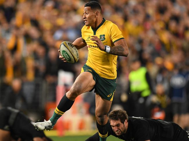 A new hero could emerge in Folau's absence.