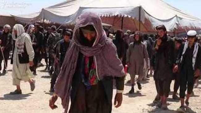 Islamic State Militants Surrender in Aghanistan Amid Taliban Clash