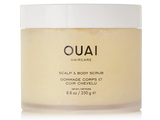 Ouai Scalp and Body Scrub is available from Sephora and Net-A-Porter.
