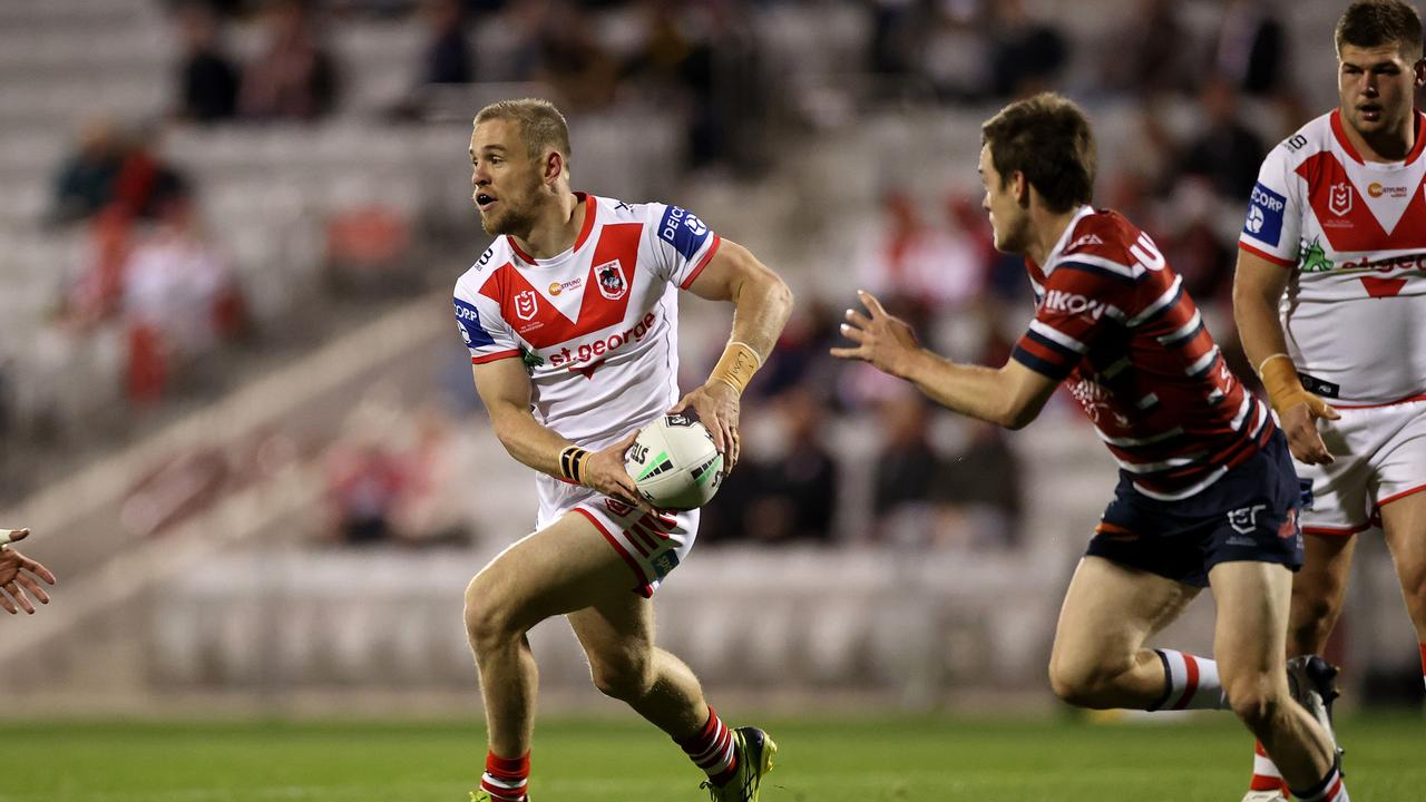 Matt Dufty continues to improve. Picture. Phil Hillyard