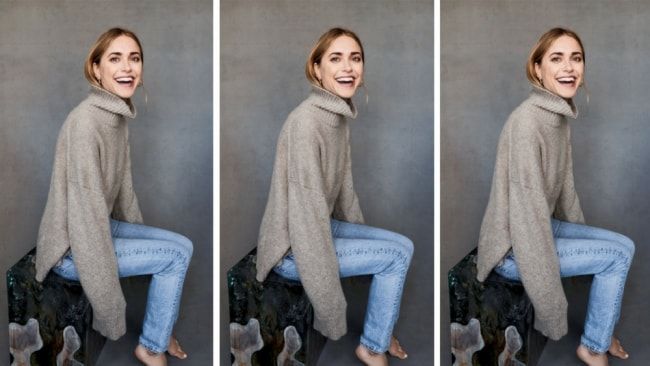 Scandinavian fashion blogger Pernille Teisbaek. Photo: Supplied