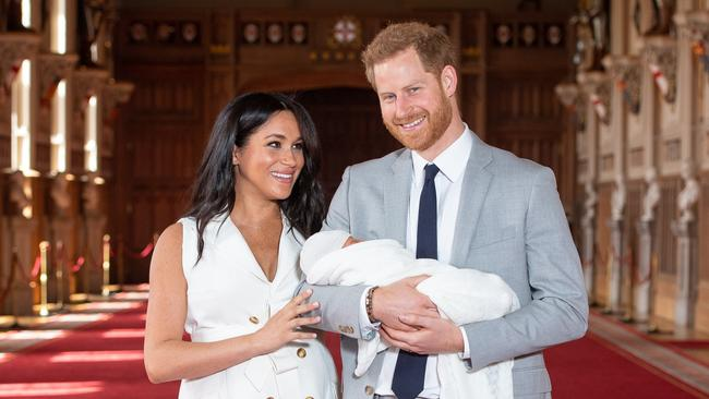 The palace didn't want Archie to have any royal title. Getty Images