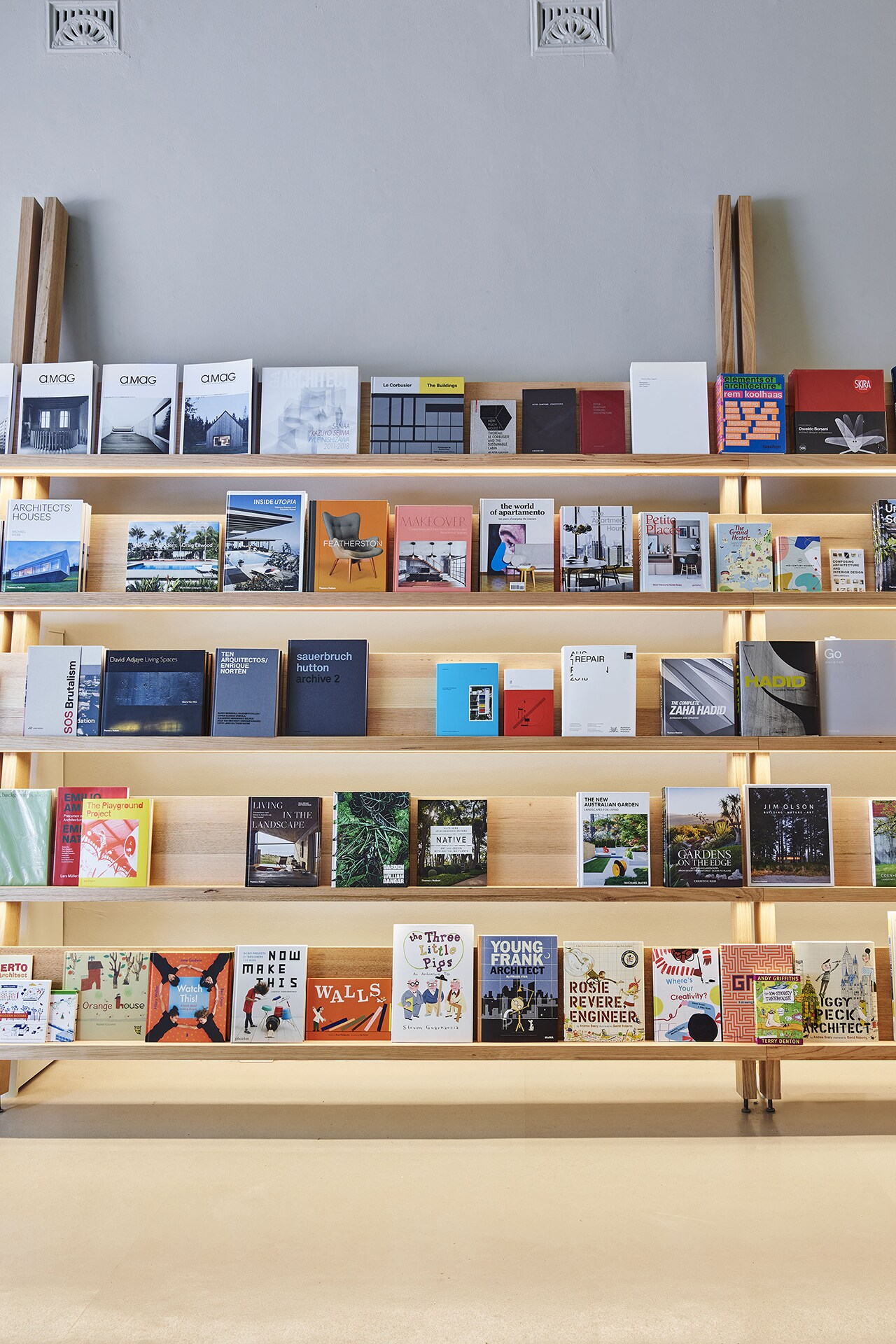 Love architecture? This is the ultimate reading list for you