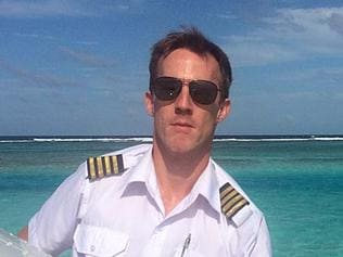 Seaplane boss' heartbreaking phone call