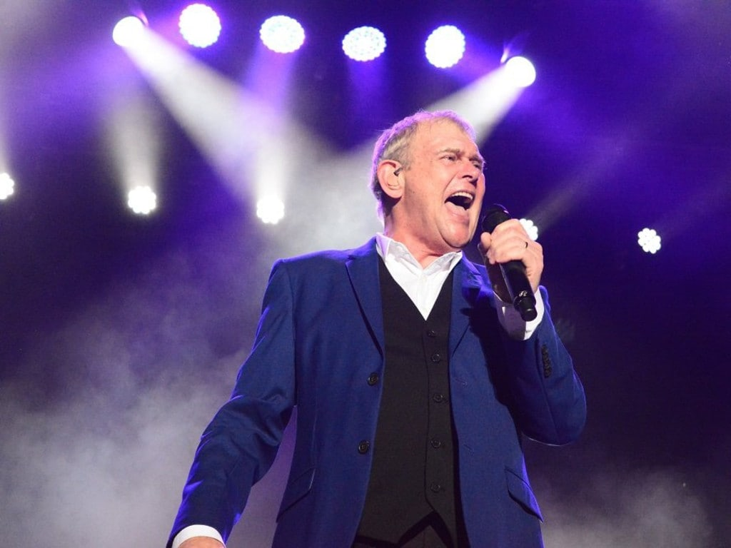 John Farnham will be a part of the Australian line-up