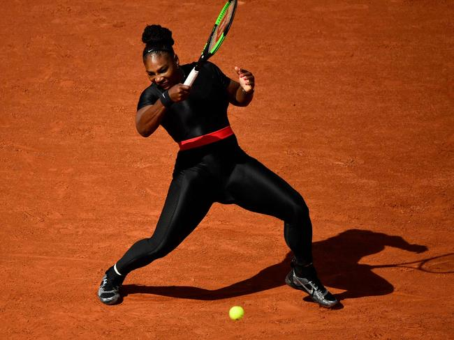 Serena Williams has been a force for change in women's tennis.