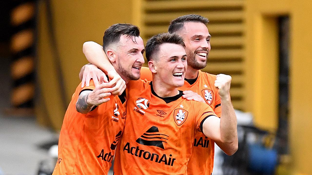 A much-changed Brisbane claimed a big win over the Mariners.