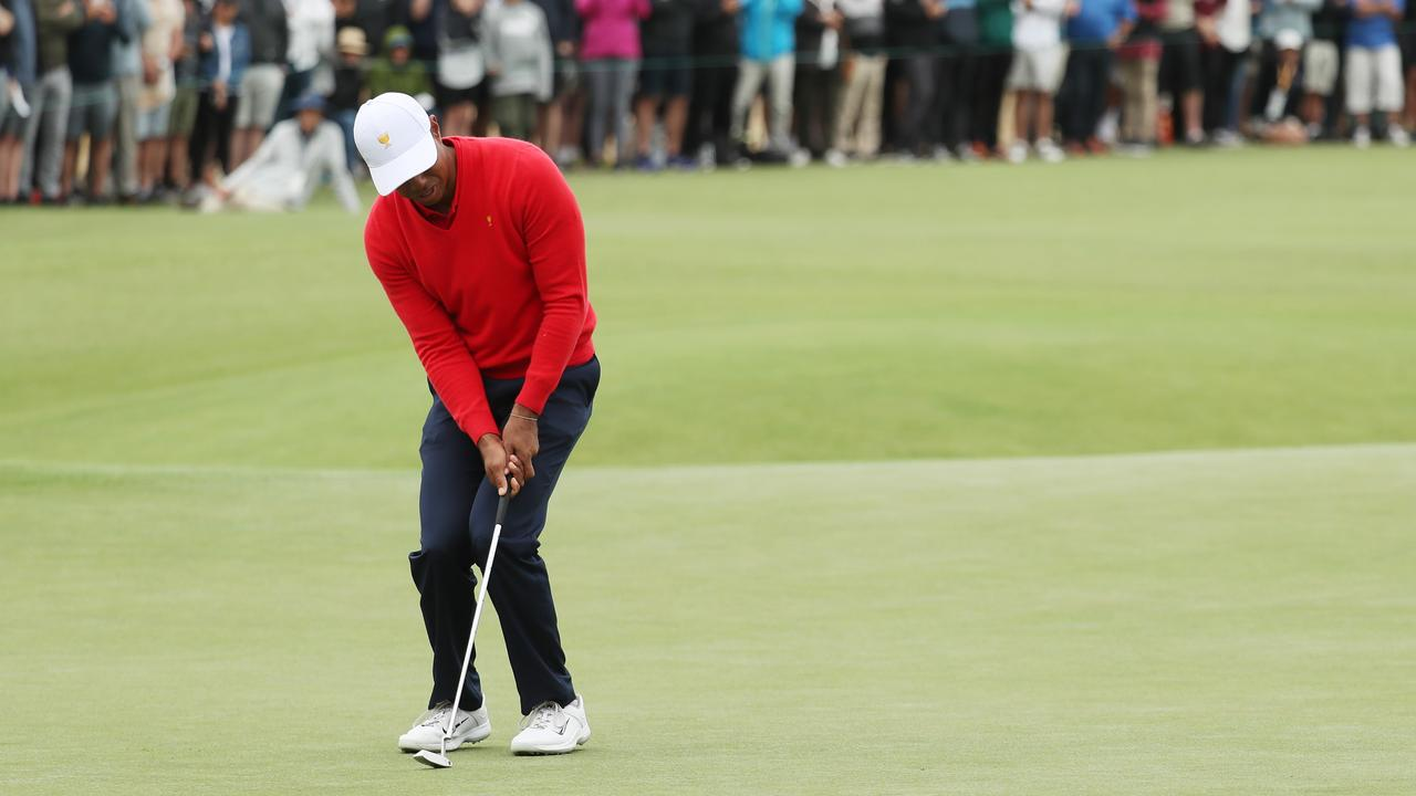 Golf is excellent, even when it never happened.