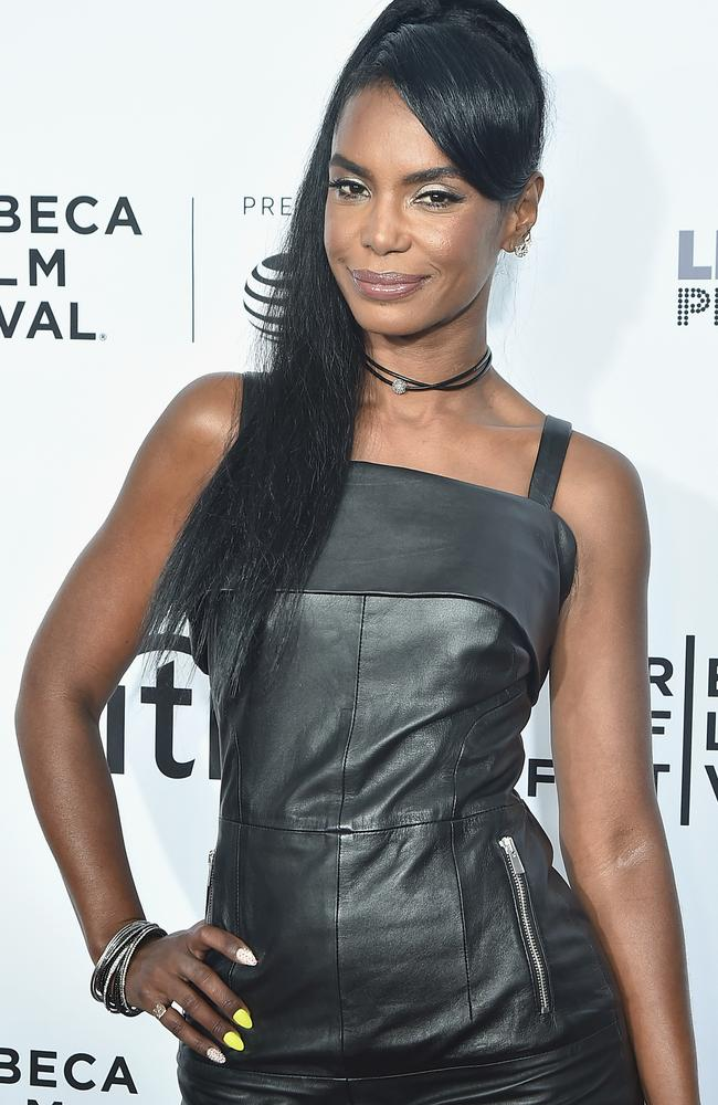 Kim Porter, 47, died of cardiac arrest after suffering from pneumonia. Picture: Theo Wargo/Getty Images/Tribeca Film Festival