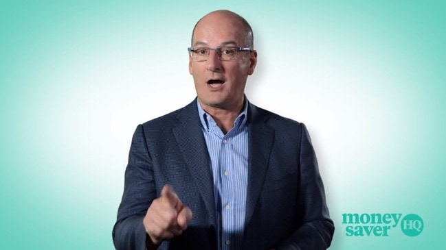 David Koch's five-step super check