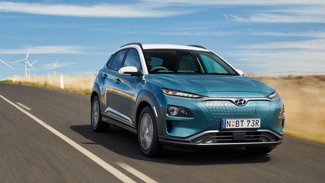The Hyundai Kona's green credentials come at a cost.