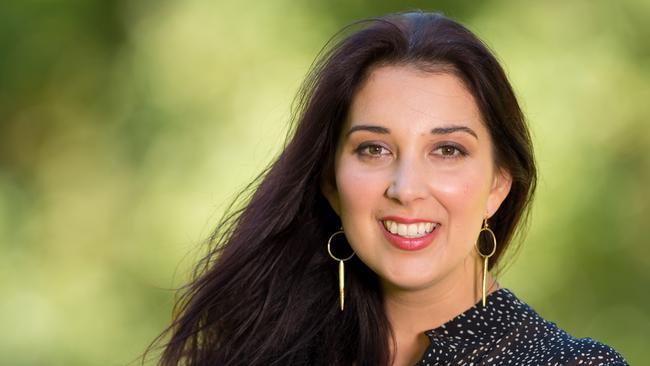 Melbourne interior designer Krystal Sagona is about to break into the property market — alone.