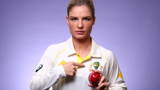Nicola Carey and the Australian team head to the UK to defend the Ashes they already hold.