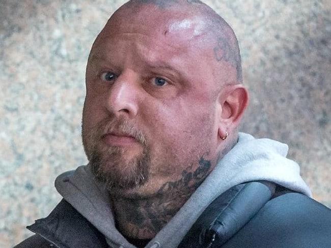 Comanchero bikie boss Michael Murray has been jailed for contempt.