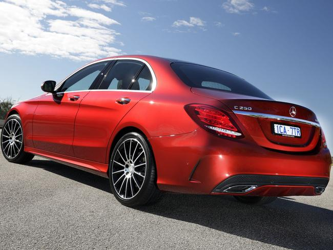C250: Punchy petrol engine but other variants with diesel and hybrid power