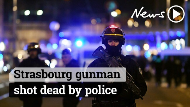 French police hunt down Strasbourg shooter