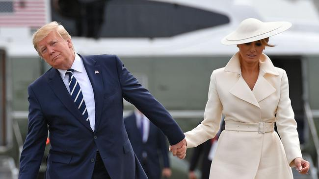 'We're off to see the Royals …'. Picture: AFP