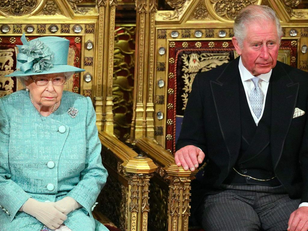 Britain's Queen Elizabeth II and her Prince Charles were not impressed by Prince Harry's public remarks.
