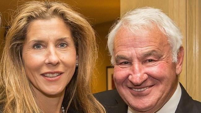 Tennis star Monica Seles' billionaire husband Tom Golisano refuses to pay  tax bill over 'geese droppings'