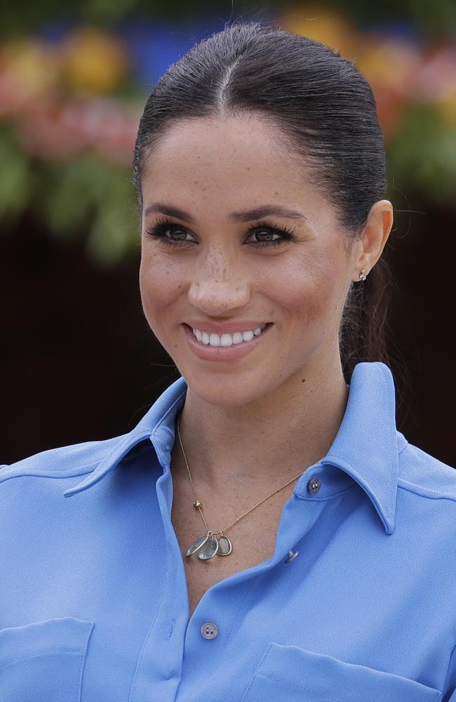 Meghan's perfectly groomed eyebrows have been the most asked for brow of 2019.