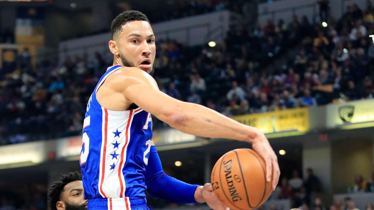 Ben Simmons plans to launch an AAU program.