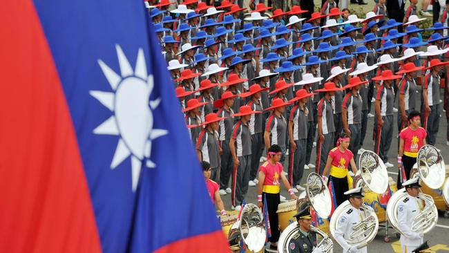 Beijing has cracked down on Taiwan's attempts to assert itself as an autonomous independent nation.