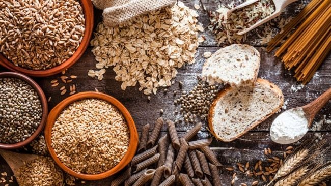 Fibre from the wholegrains are good for your digestion as well. Image: iStock