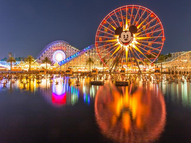 Plan ahead to avoid the crowds at Disneyland, Anaheim.