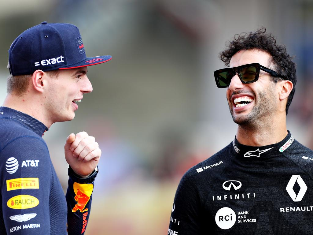 Does Ricciardo need to get more serious about climbing up the leaderboard?