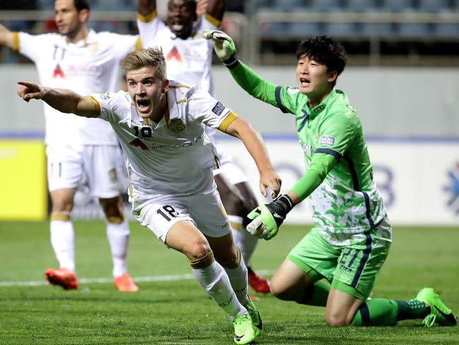 Riley McGree. (Photo by Chung Sung-Jun/Getty Images)