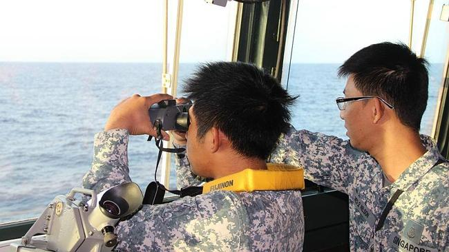 The search for missing Flight MH370 - with 42 ships and 39 aircraft - continues.