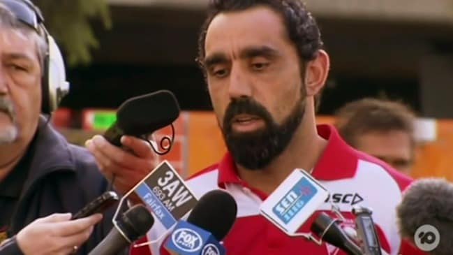 The Final Quarter: Adam Goodes documentary (Channel 10)