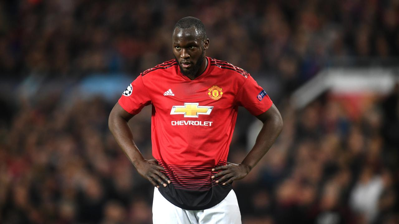Romelu Lukaku's Manchester United nightmare could be about to end.