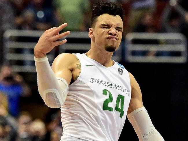 Dillon Brooks was a college star and was picked in the second round of the 2017 Draft.