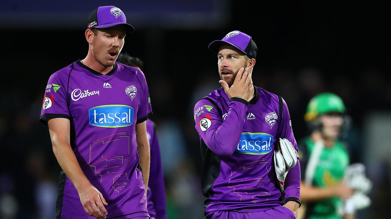 The Hobart Hurricanes would have got a second chance under this system.