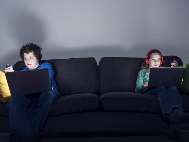Google's YouTube has been fined an unprecedented amount for allegedly violating the Children's Online Privacy Protection Act. Picture: Supplied